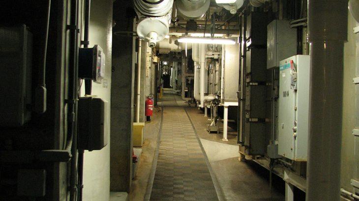 Le calorifugeage - tuyaux sous sols